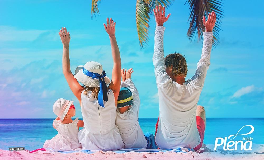 Cuidados com a saúde no verão!